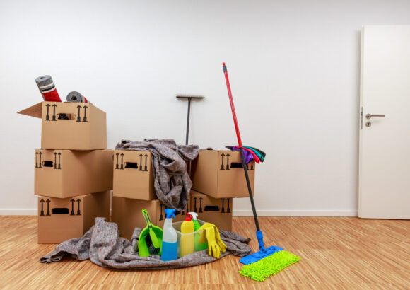 Move In / Move Out Cleaning