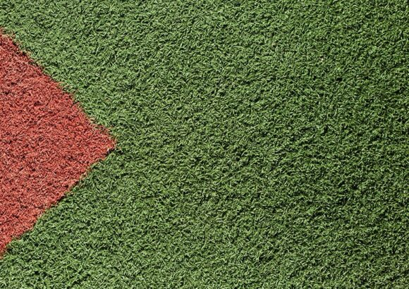 Commercial Artificial Turf Grass Cleaning
